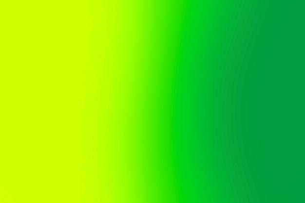 Wazig pop abstracte achtergrond met koude kleuren - groen en geel