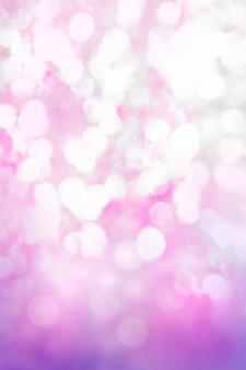 Wazig roze natuur, abstracte bokeh achtergrond ... zomervakantie concept.