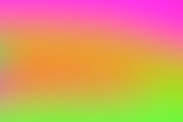 Wazig verloop abstracte achtergrond met levendige primaire kleuren