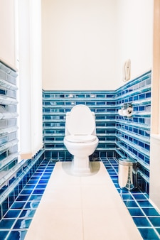 Wc sanitair porselein elegantie keramiek