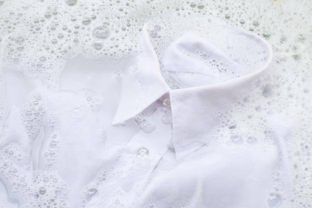 Week de doek voor het wassen