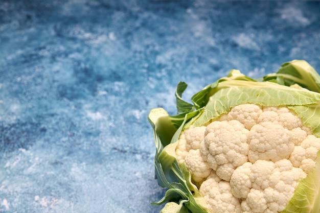 Weergave van verse groene groenten