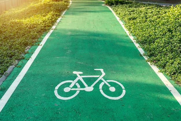 Weg voor de fiets