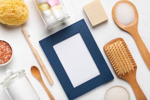 Welkomstpakket cosmetische spa-cosmetica