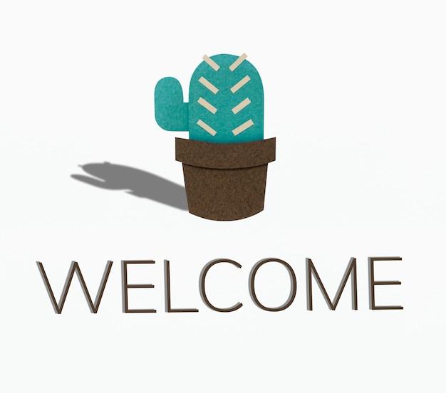 Welkomstzin beschikbaar start open