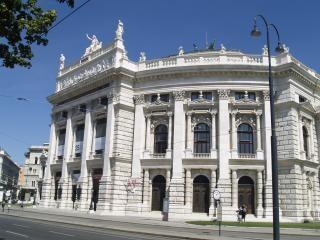 Wenen - burg theater
