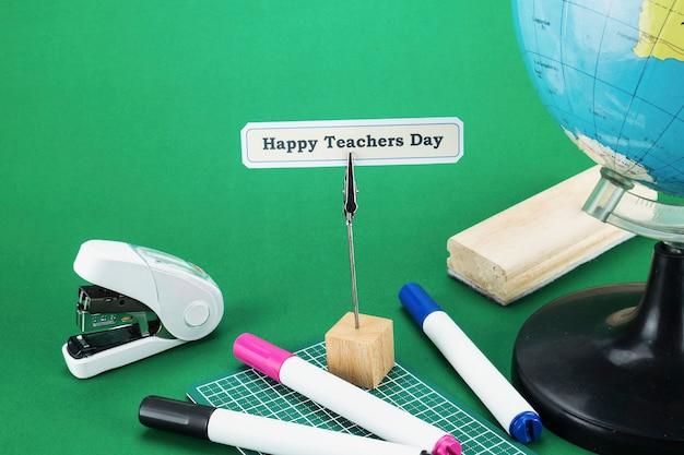 Werelddag voor leerkrachten