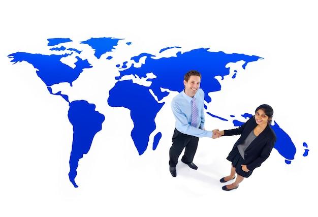 Wereldwijd zakendoen