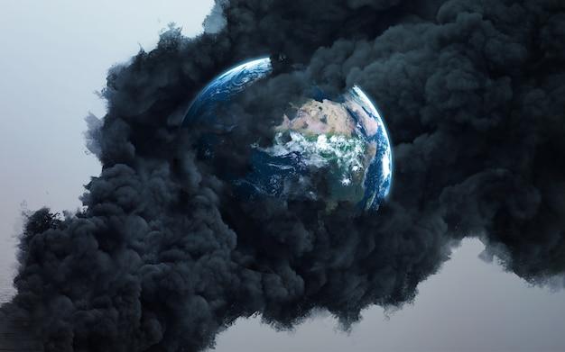 Wereldwijde ramp.