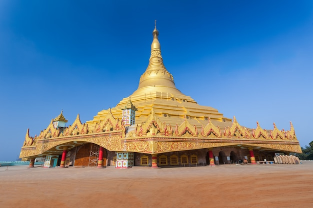 Wereldwijde vipassana-pagode