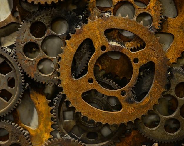 Werk metalen fabrieksbedrijf precisie