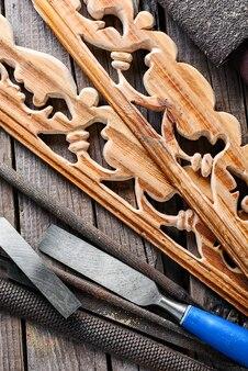 Werk op hout