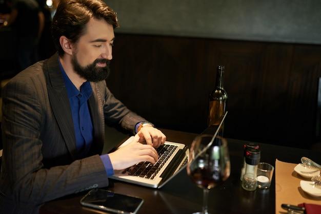 Werken in restaurant