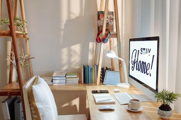 Werken vanuit huis