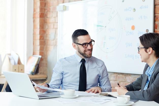 Werkgever en aanvrager