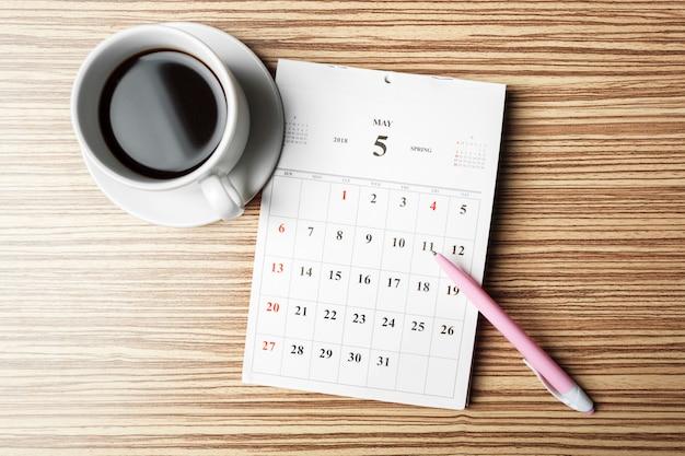 Werkruimtekalender