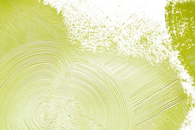 Wervelingen en lijnen op de textuur van de penseelstreek