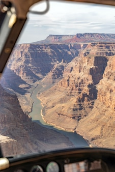Westrand van grand canyon