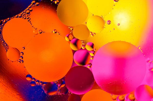 Wetenschappelijke abstracte achtergrond van celmembraan.
