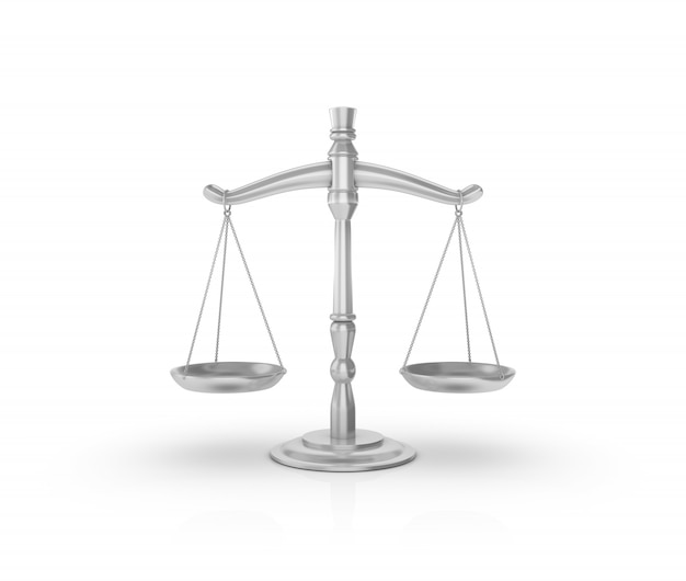 Wettelijke weegschaal