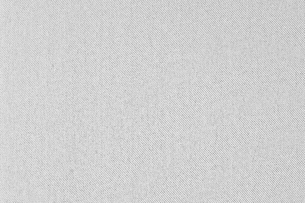 Whit grijze stof canvas textuur achtergrond