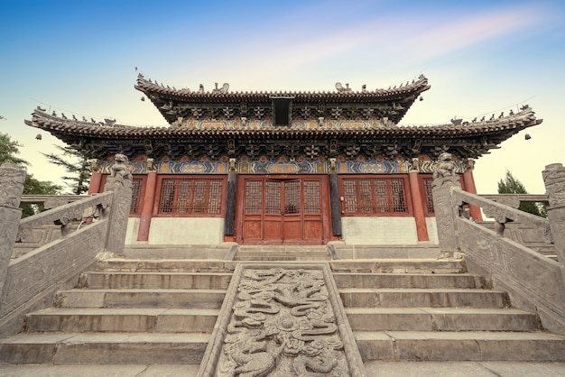 White horse temple is de eerste door de overheid gerunde tempel