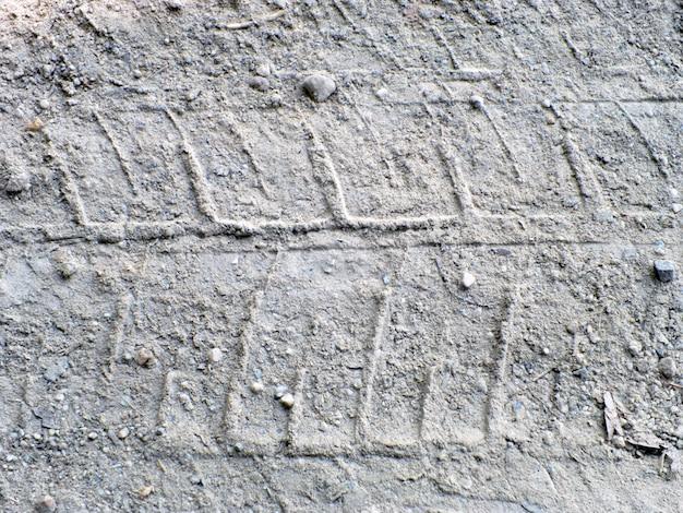 Wielsporen detail
