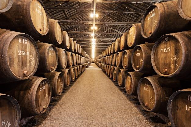 Wijnkelder, porto