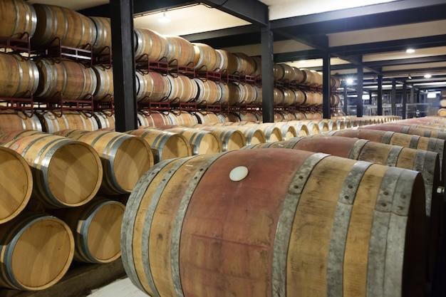 Wijnmakerij fabriek