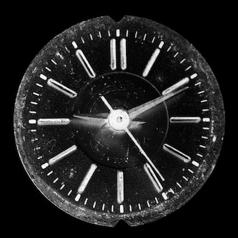 Wijzerplaat vintage horloges hoge resolutie en detail