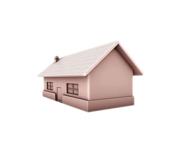 Wijziging woningbouw architectuur huis