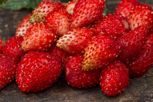 Wilde aardbeien