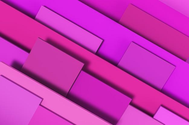 Willekeurige patroonkleur roze toon achtergrond,