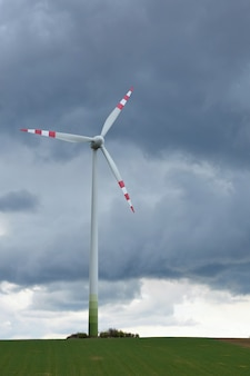 Wind-power generator