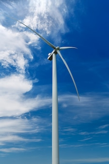 Windenergie opwekking