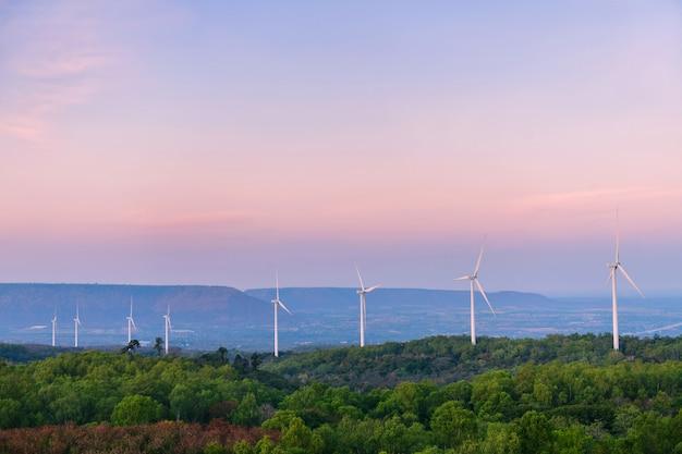 Windturbine-technologie de elektriciteitsproductie-turbine van de electricity generating authority