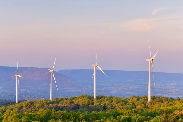 Windturbine-technologie