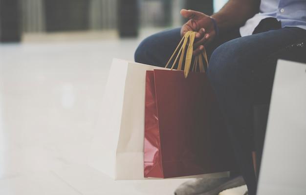 Winkelen kopen verkopen bestedingskorting