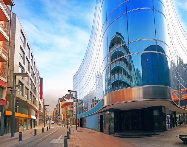 Winkelstraat andorra la vella
