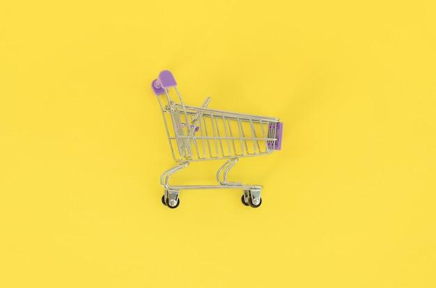 Winkelverslaving, winkelliefhebber of shopaholic concept