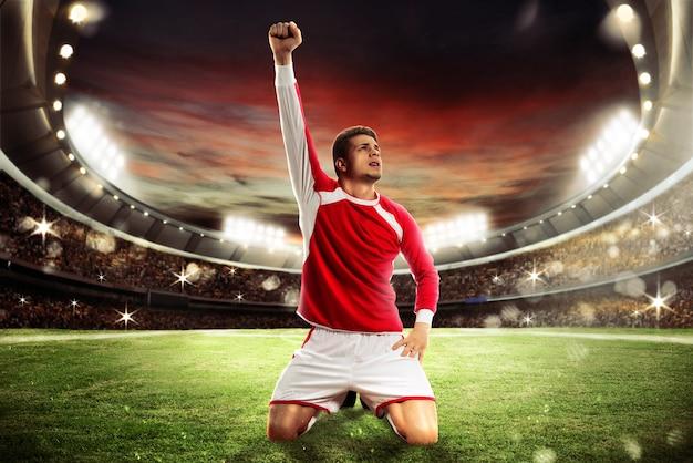 Winnaar voetbal