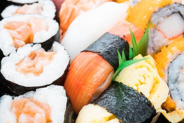 Wit dieet bento maaltijd rijst