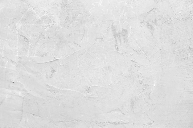 Wit gepleisterde muur