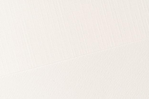 Wit karton vel papier