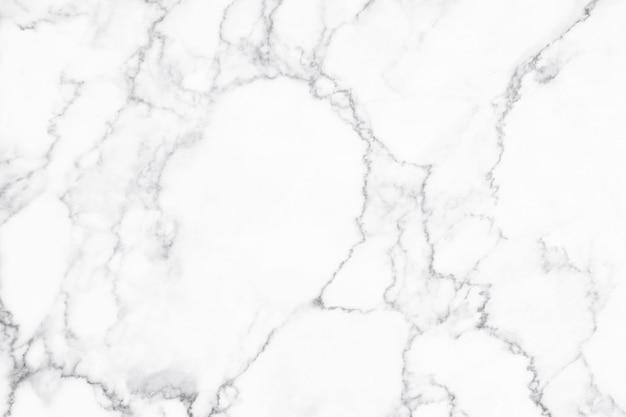Wit marmeren textuurpatroon als achtergrond met hoge resolutie