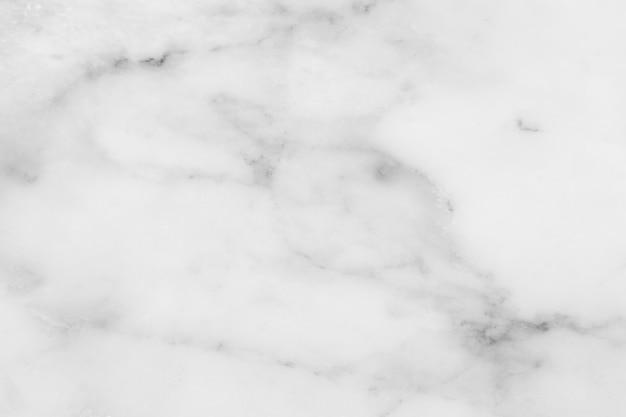 Wit marmeren textuurpatroon voor ontwerp of achtergrond.
