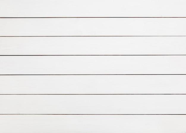 Wit oppervlak van houten planken