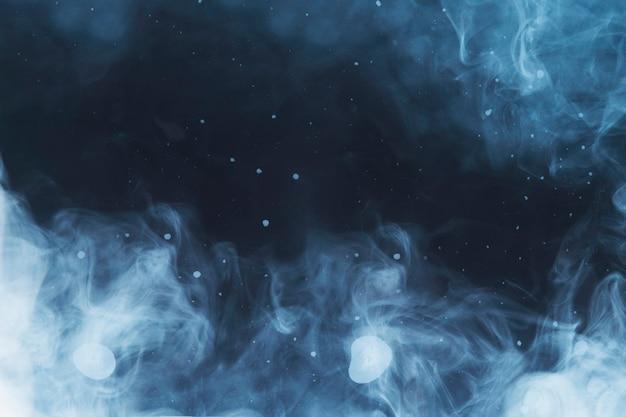 Wit pigment dat diffundeert met water