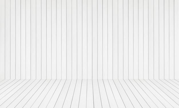 Wit van houten plankenachtergrond