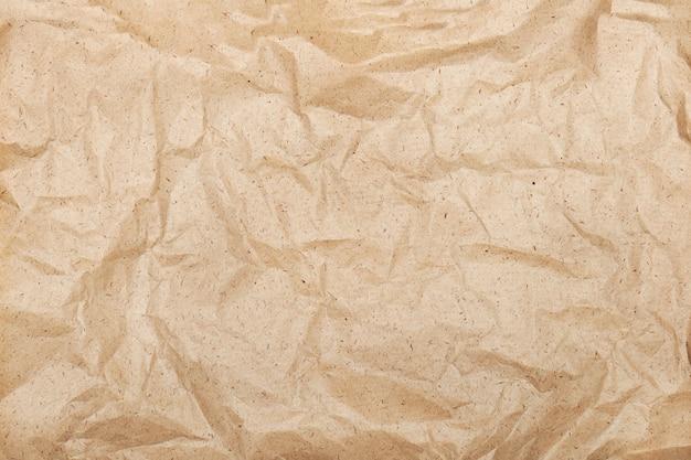 Wit verfrommeld papier textuur